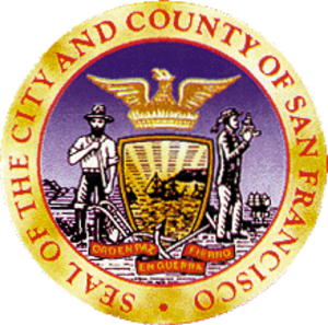 San Francisco Board of Supervisors - Image: Seal of San Francisco
