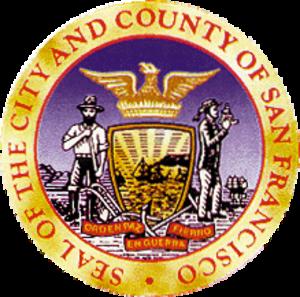 San Francisco Board of Supervisors - Image: Seal of San Francisco