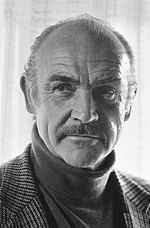 Photo of Sean Connery in 1983.