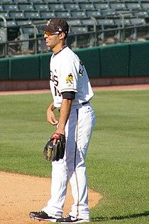 Sean Rodriguez - Salt Lake Bees Aug 2009.jpg