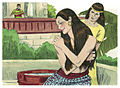 Second Book of Samuel Chapter 11-1 (Bible Illustrations by Sweet Media).jpg