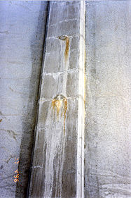 Secondary efflorescence 2 of 2