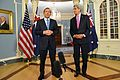 Secretary Kerry and Australian Prime Minister Abbott Address Reporters June 2014.jpg