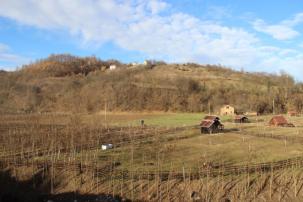 Sedlari - opština Valjevo - zapadna Srbija - panorama 20