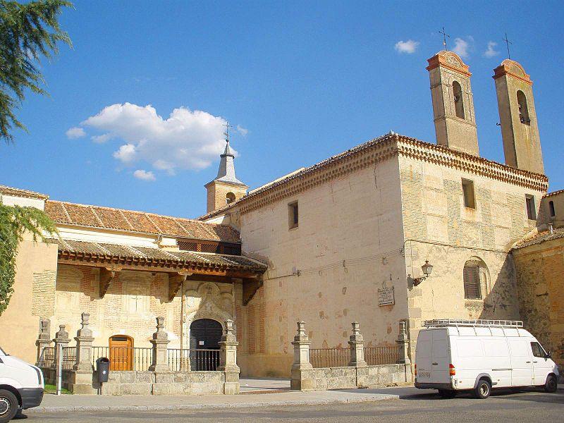 Segovia - Monasterio de San Antonio el Real 03.jpg