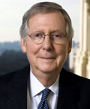 300px Sen Mitch McConnell official cropped Sen. Mitch McConnell Admits Chances of Repealing Health Care Legislation Slim