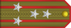 Senior Colonel rank insignia (North Korea).svg