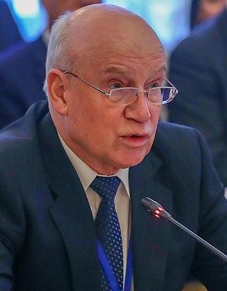 Sergey Lebedev (politician) - Sergei Lebedev, 2018