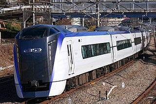 E353 series Japanese electric multiple unit train type
