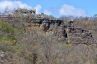 Serra das Confusões National Park - Image: Serra das Confusões 01