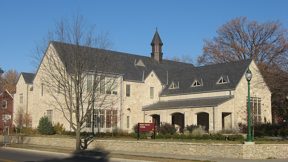 Seventh Street, 809-815, Hutton Honors College, University Courts