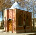 Seyid Mirzə Bağır Ağa türbəsi.png