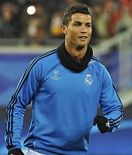 Cristiano Ronaldo - Simple English Wikipedia 2dc5d2a5d