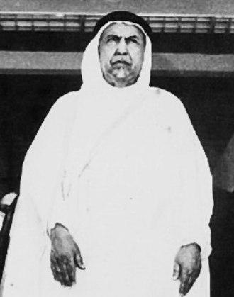 Abdullah Al-Salim Al-Sabah - Image: Shaikh Abdullah III Al Salim Al Sabah