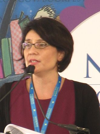 Sheila Miyoshi Jager - Sheila Miyoshi Jager speaking at the 2013 National Book Festival