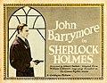 Sherlock Holmes 1922 lobbycard.jpg