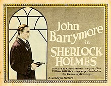 Sherlock Holmes 1922 lobicard.jpg