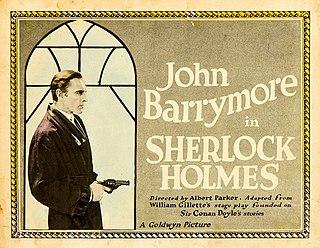 <i>Sherlock Holmes</i> (1922 film) 1922 film by Albert Parker