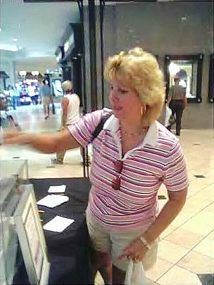 English: Myself shopping at a Mall in December 2005. I was member of a