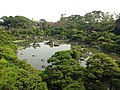 Shotoen Garden of Tachibana Clan from 2nd floor 20141111-1.JPG