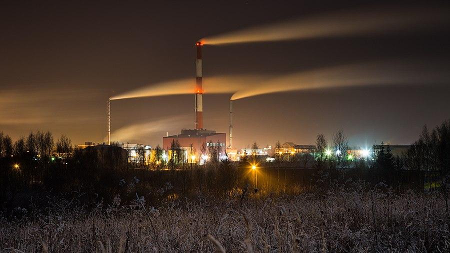 Šiauliai Biomass Power Plant