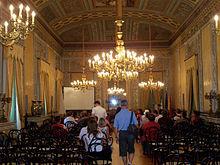 Parlamento siciliano wikipedia for Nuovo parlamento siciliano