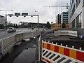Sidewalk detour in Kupittaa.jpg