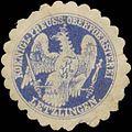 Siegelmarke K.Pr. Oberfoersterei Letzlingen W0342852.jpg