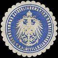 Siegelmarke K. Marine Kommando der V. U. Flottille II. Ausfertigung W0357509.jpg