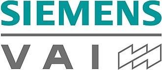 Siemens VAI - Siemens VAI logo