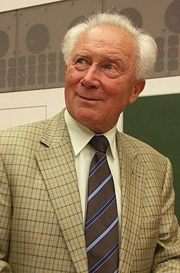 Sigmund Jähn Portrait TU Berlin