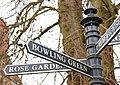 Sign, Botanic Gardens, Belfast - geograph.org.uk - 669491.jpg