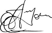 Signature of Edward Fenech Adami.png