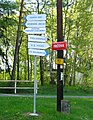 Signposts, Ondřejov Astronomical.jpg
