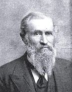 Bust photo of Silas Sanford Smith