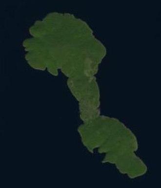 Silba - Satellite image