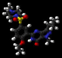 Citrato di sildenafil