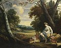 Simon Vouet (1590-1649) (and studio) - Ceres and Harvesting Cupids - NG6292 - National Gallery.jpg