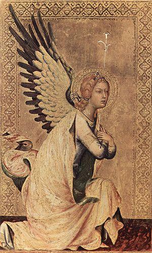 Angel of Annunciation