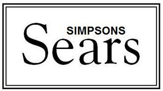Sears Canada - Simpsons-Sears logo from 1965 until 1972