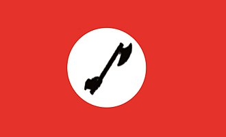 Sindhudesh Liberation Army - Flag used by the SLA
