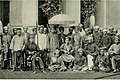 Singapore, a group of Malay Chiefs in 1901 (14577460778).jpg