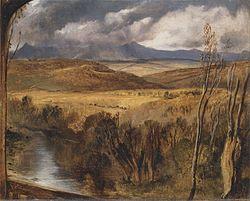 Edwin Henry Landseer: A Highland Landscape