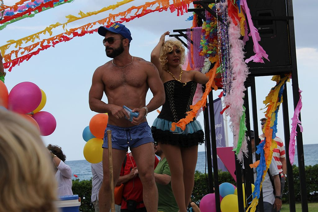 Sitges Gay Pride 2