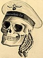 "Skull with hat ""Underseeboote Z17"" detail, INF3-253 Anti-rumour and careless talk Never mention sailing dates (cropped).jpg"