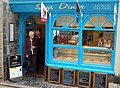 Skys Diner, Fore Street, St Ives - geograph.org.uk - 1549513.jpg