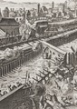 "Slaget vid Prag (1648), ur ""Theatri Europæi..."" 1663 - Skoklosters slott - 99876.tif"