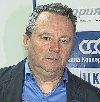 Slaviša Stojanovič - Image: Slavisa stojanovic