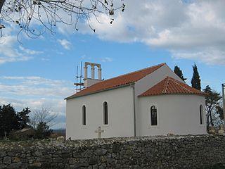 Smoković Village in Adriatic Croatia, Croatia