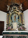 smakt (venray) rijksmonument 37233 st.josefskapel altaar